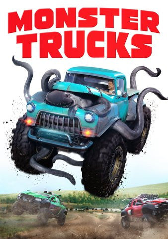 Monster Trucks HDX UV