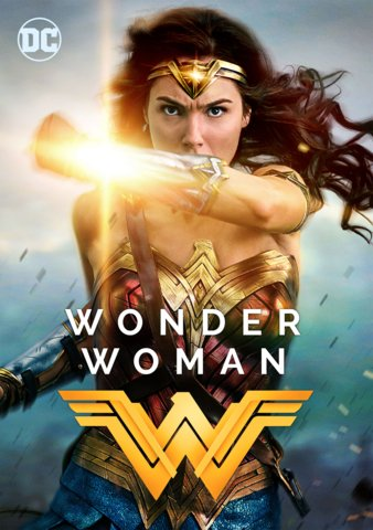 Wonder Woman HDX UV or iTunes via MA