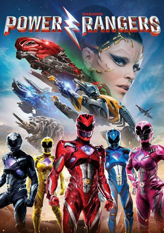 Power Rangers HDX UV (Read Description)