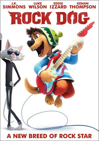 Rock Dog HD iTunes