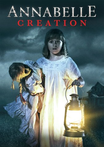 Annabelle Creation HDX UV or iTunes via MA