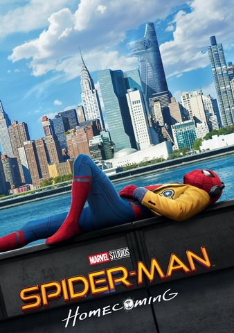Spider-Man: Homecoming 4K UHD UV or 4K iTunes via MA