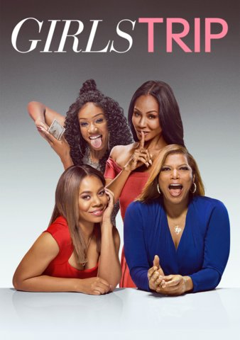 Girls Trip HDX UV