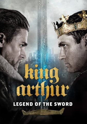 King Arthur: Legend Of The Sword HDX UV or HD iTunes via MA