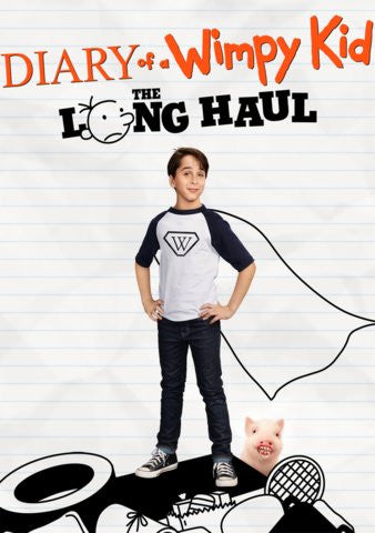 Diary Of A Wimpy Kid: The Long Haul HDX VUDU or HD iTunes