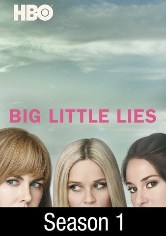 Big Little Lies Season 1 HDX UV, HD iTunes, & HD Google Play (Full Code!)