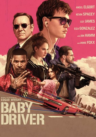 Baby Driver HDX UV or iTunes via MA