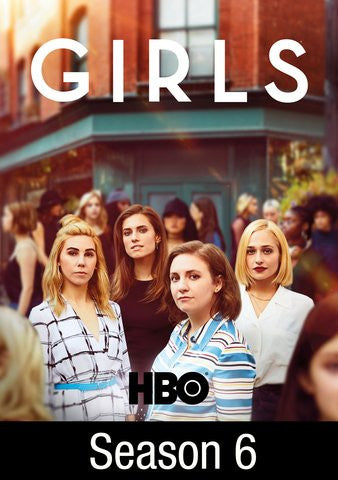 Girls Season 6 ( Final Season) HDX VUDU & HD iTunes (Full Code!)