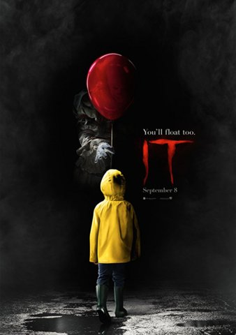 IT (2017) HDX VUDU or HD iTunes via MA
