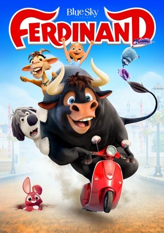 Ferdinand HDX VUDU or iTunes via MA