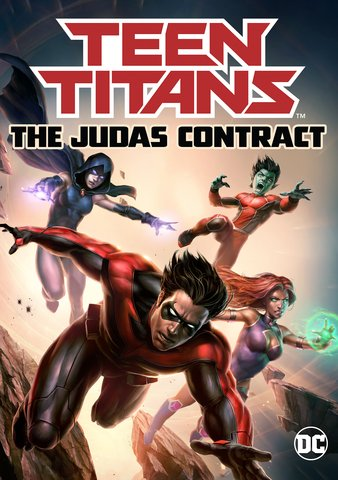 Teen Titans The Judas Contract HDX UV or iTunes via MA