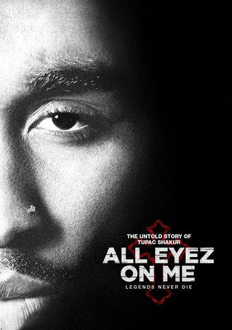 All Eyez on Me HDX UV