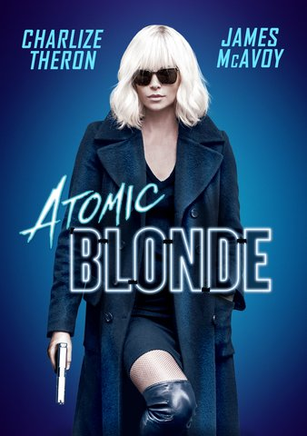 Atomic Blonde 4K UHD UV