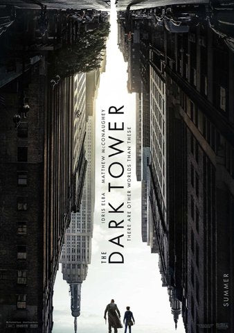 Dark Tower HDX UV or iTunes via MA