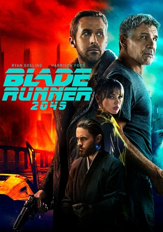 Blade Runner 2049 HDX UV or iTunes via MA
