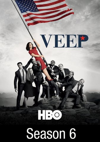 Veep Season 6 HDX UV, HD iTunes, & HD Google Play (Full Code!)