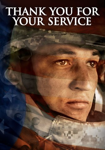 Thank You For Your Service HDX UV or iTunes via MA
