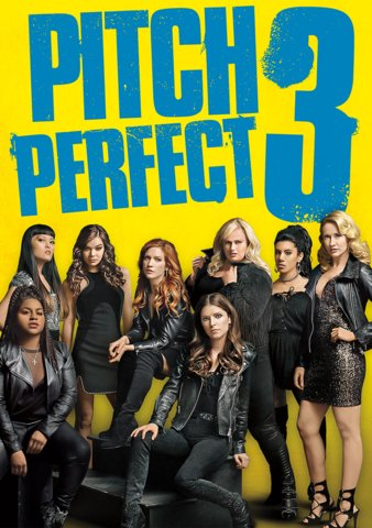 Pitch Perfect 3 HDX VUDU or iTunes via MA
