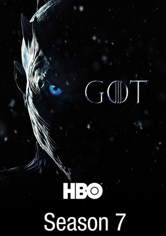 Game of Thrones Season 7 HDX UV, HD iTunes, & HD Google Play (Full Code)
