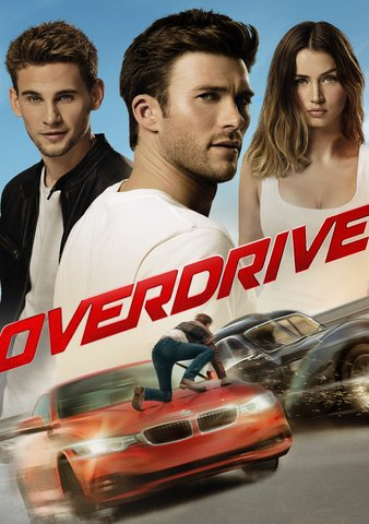 Overdrive HD iTunes