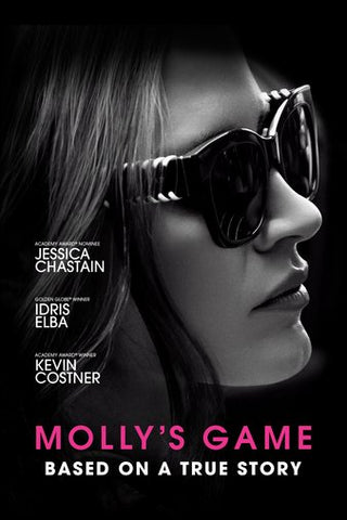 Molly's Game HD iTunes