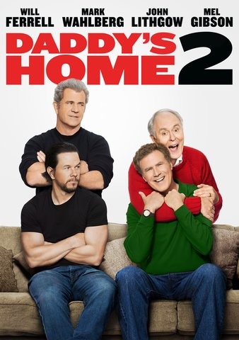 Daddy's Home 2 4K UHD Vudu
