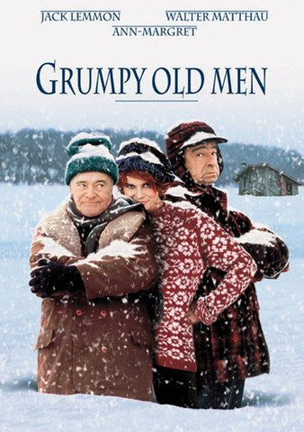 Grumpy Old Men HDX UV - Digital Movies