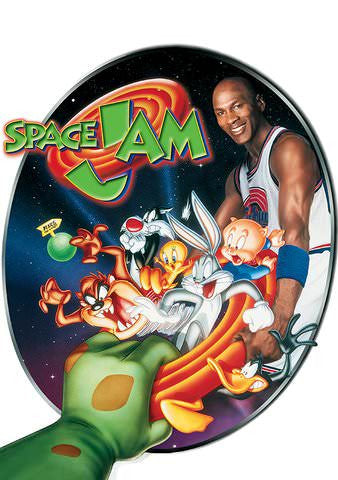 Space Jam HDX UV or iTunes via MA