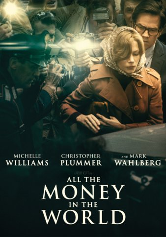 All The Money In The World HD UV or iTunes via MA