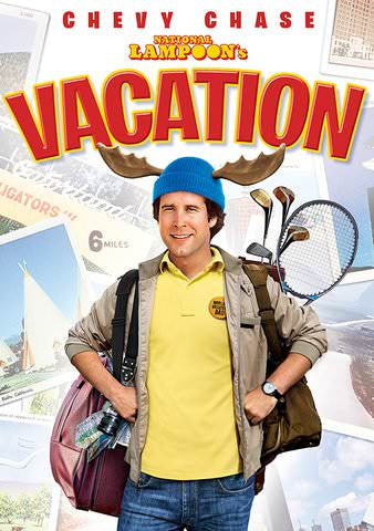 National Lampoon's Vacation HDX UV