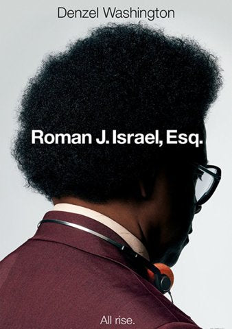 Roman J. Israel, Esq. HDX UV or iTunes via MA