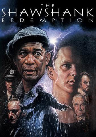 Shawshank Redemption HDX UV or iTunes via MA