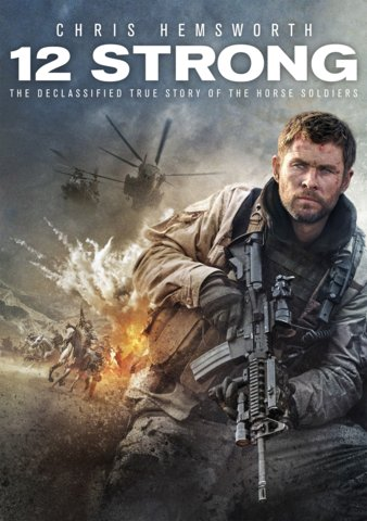 12 Strong HDX UV or iTunes via MA