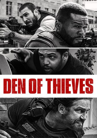 Den Of Thieves HD iTunes