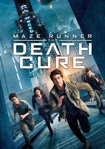 Maze Runner The Death Cure HDX Vudu or iTunes via MA