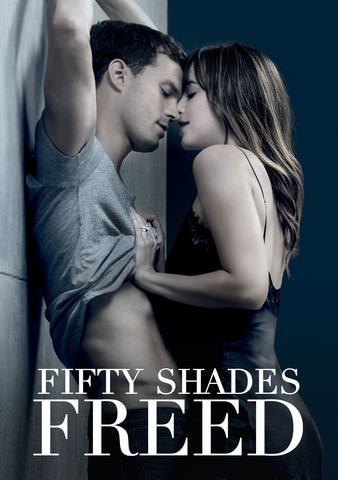 Fifty Shades Freed HDX VUDU or iTunes via MA