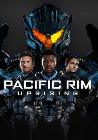 Pacific Rim Uprising HDX VUDU or iTunes via MA