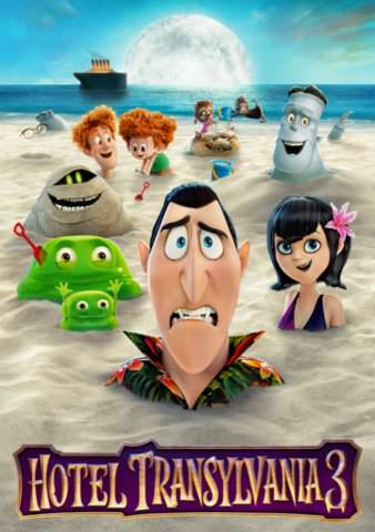 Hotel Transylvania 3 Summer Vacation HDX VUDU or iTunes via MA