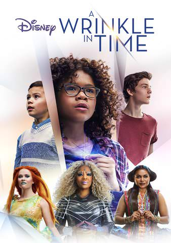 A Wrinkle In Time HDX Vudu, MA, iTunes, or Google Play