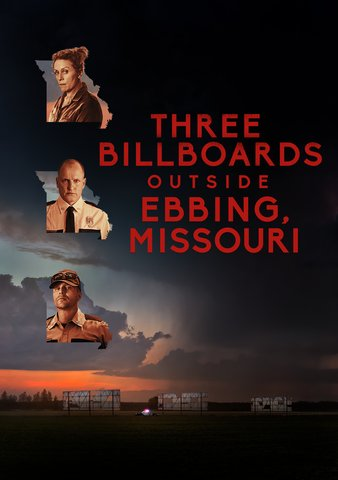 Three Billboards Outside Ebbing, Missouri HDX Vudu or iTunes via MA