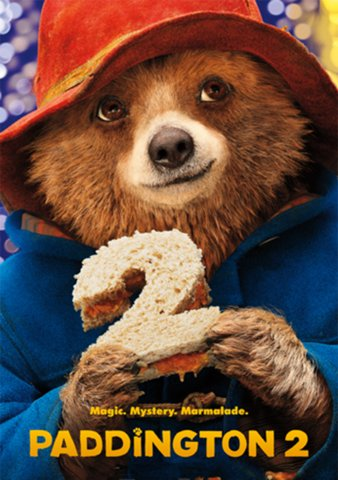 Paddington 2 HDX UV or iTunes via MA