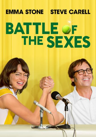 Battle of the Sexes HDX Vudu or 4K iTunes
