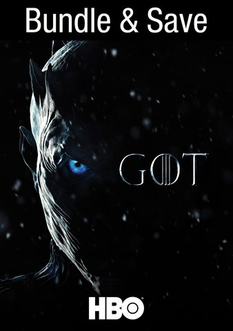 Game of Thrones: The Complete Seasons 1-7 HDX Vudu