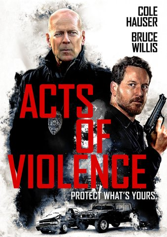 Acts Of Violence HDX UV