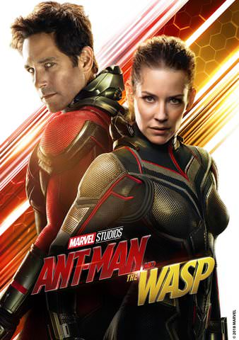 Ant-Man And The Wasp HDX Vudu or iTunes via MA