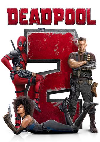 Deadpool 2 HDX VUDU or iTunes via MA