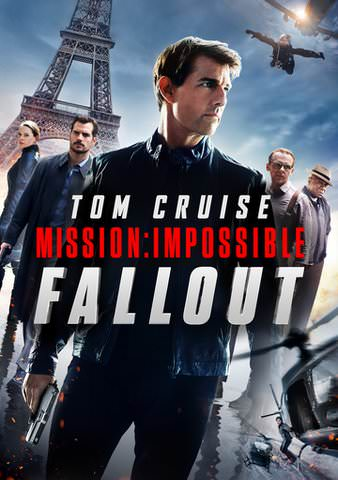 Mission Impossible Fallout HDX VUDU