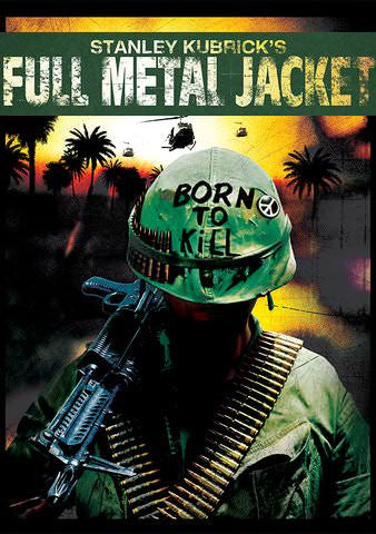 Full Metal Jacket HDX UV or iTunes via MA