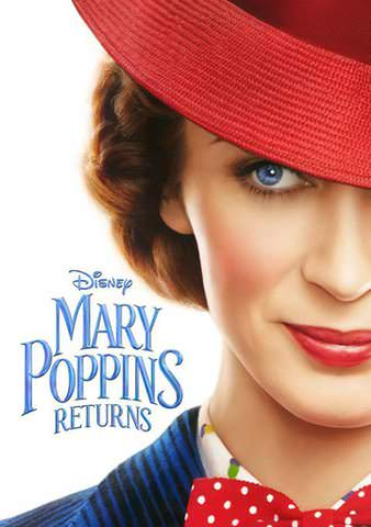 Mary Poppins Returns HD Google Play (Transfers to Movies Anywhere)