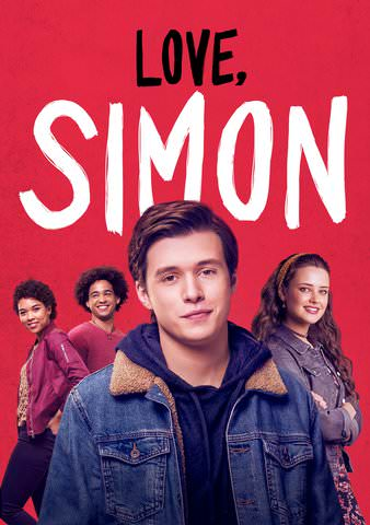 Love, Simon HDX VUDU or iTunes via MA